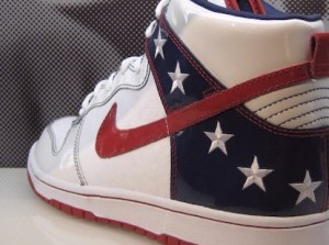 Evel Knievel Limited Edition Nike's.